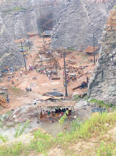Baahubali the conclusion Shooting spot images Leaked