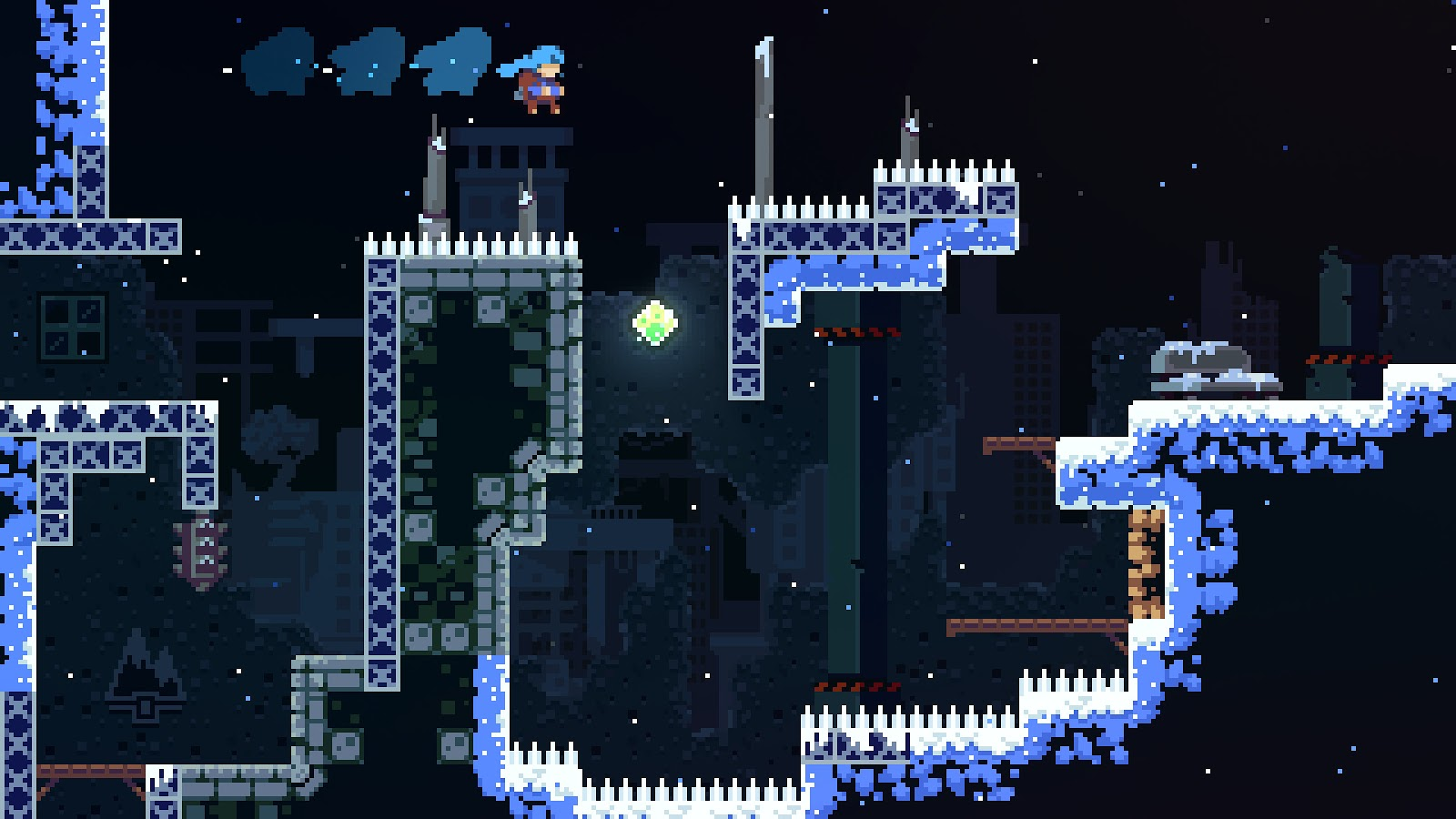 Celeste PC Full ESPAÑOL + Update v1.2.5.1 (SKIDROW) 1