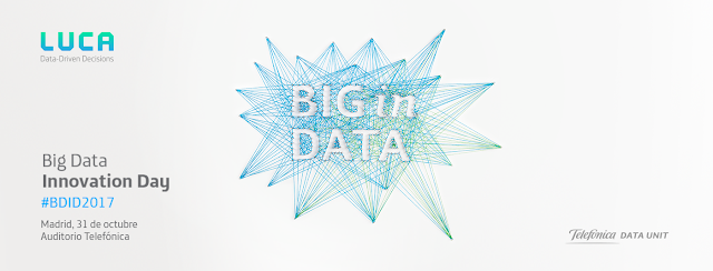 ¡Ven al Big Data Innovation Day 2017!
