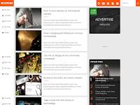 GOOPLUS AMP - Valid AMP HTML Blogger Template