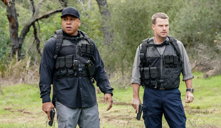 NCIS: Los Angeles - Episode 9.20 - Reentry - Promo, 2 Sneak Peeks, Promotional Photos + Press Release