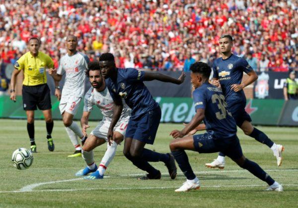 Liverpool rout Manchester United, Sheyi Ojo, Shaqiri shine