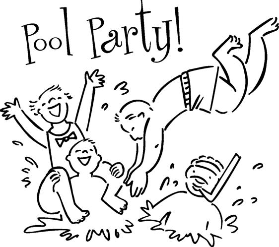 Forks Jr. & Sr. High Youth Groups: Pool Party & Picnic