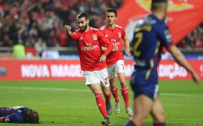 Blog Benfica golo de Rafa