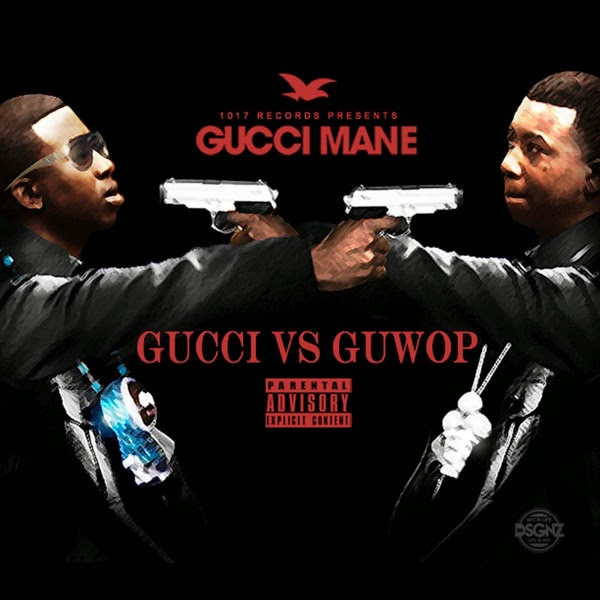 Gucci Mane - Gucci Vs Guwop Cover