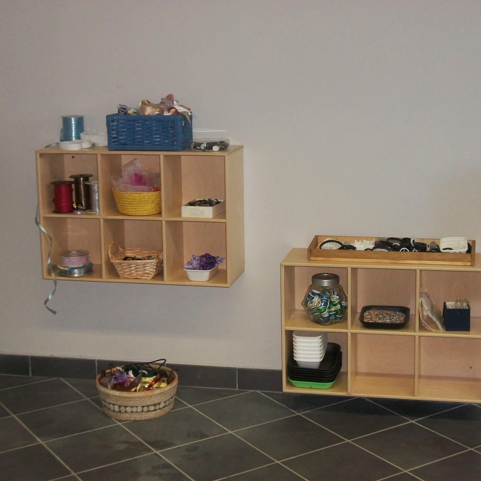 Organizzare lo spazio e arredare con materiali riciclati - Foto 8