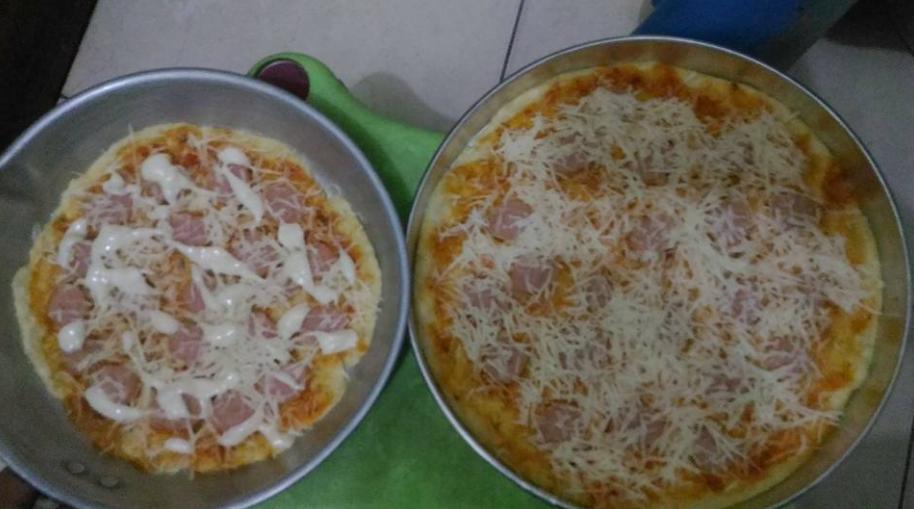 Resep Cara Membuat Pizza Kukus Tidak Lembek