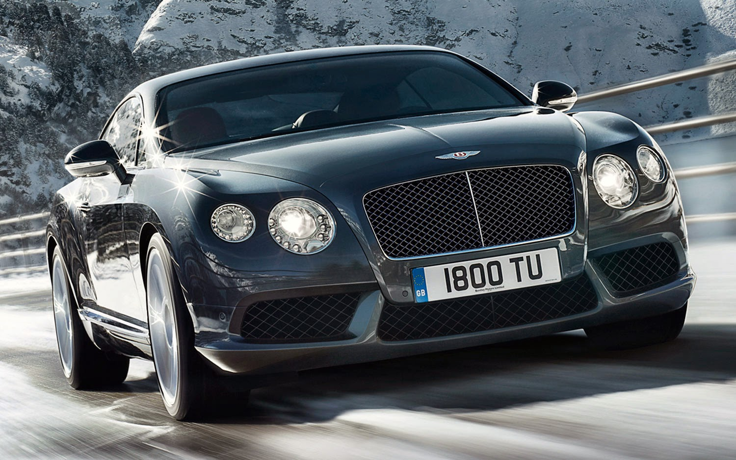 Bentley Continental GT V8 S Wallpaper
