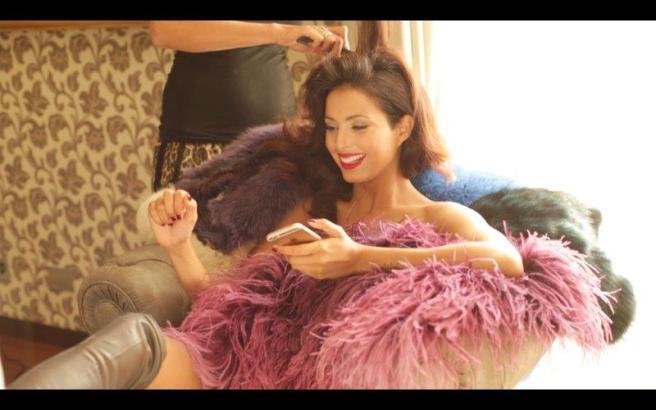 Mariana Rodriguez Calendario For Men.Benessere E Bellezza Mariana Rodriguez Ecco I 12 I Mesi
