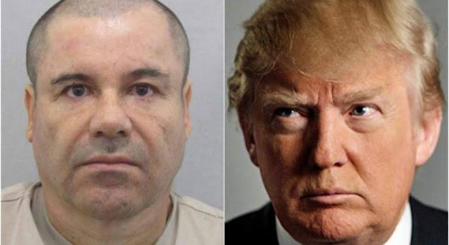 """¿Qué dijo """"El Chapo"""" Guzmán sobre Donald Trump? Se aseguró que el capo ofrecía 100 millones de dólares por su cabeza"""