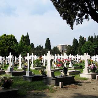 Friedhof San Michele, Photo by Gunther H.G. Geick