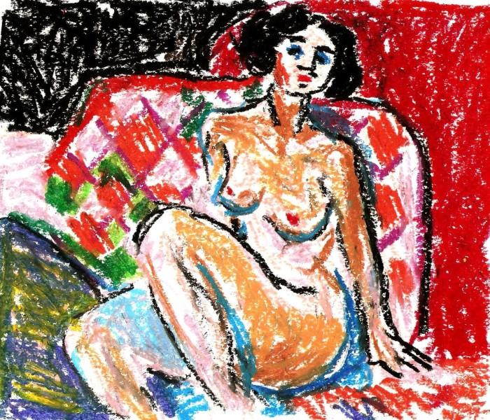 Сербский художник