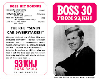 KHJ Boss 30 No. 30 - Sam Riddle