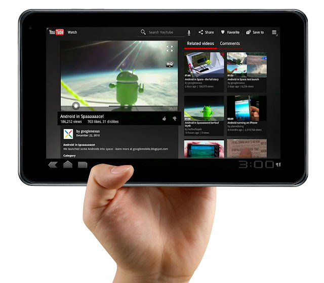 LG Introduce Its First LTE Pad Tablet