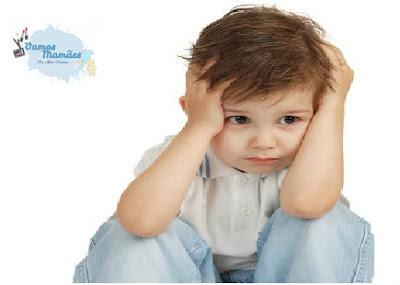 Estresse Infantil, o que é, causa, como ajudar e sintomas de estresse infantil