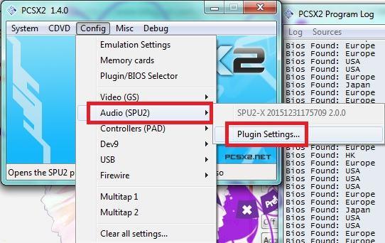 mengatasi pcsx2 1.4.x sendat sendat nge lag video patah patah tehnomac