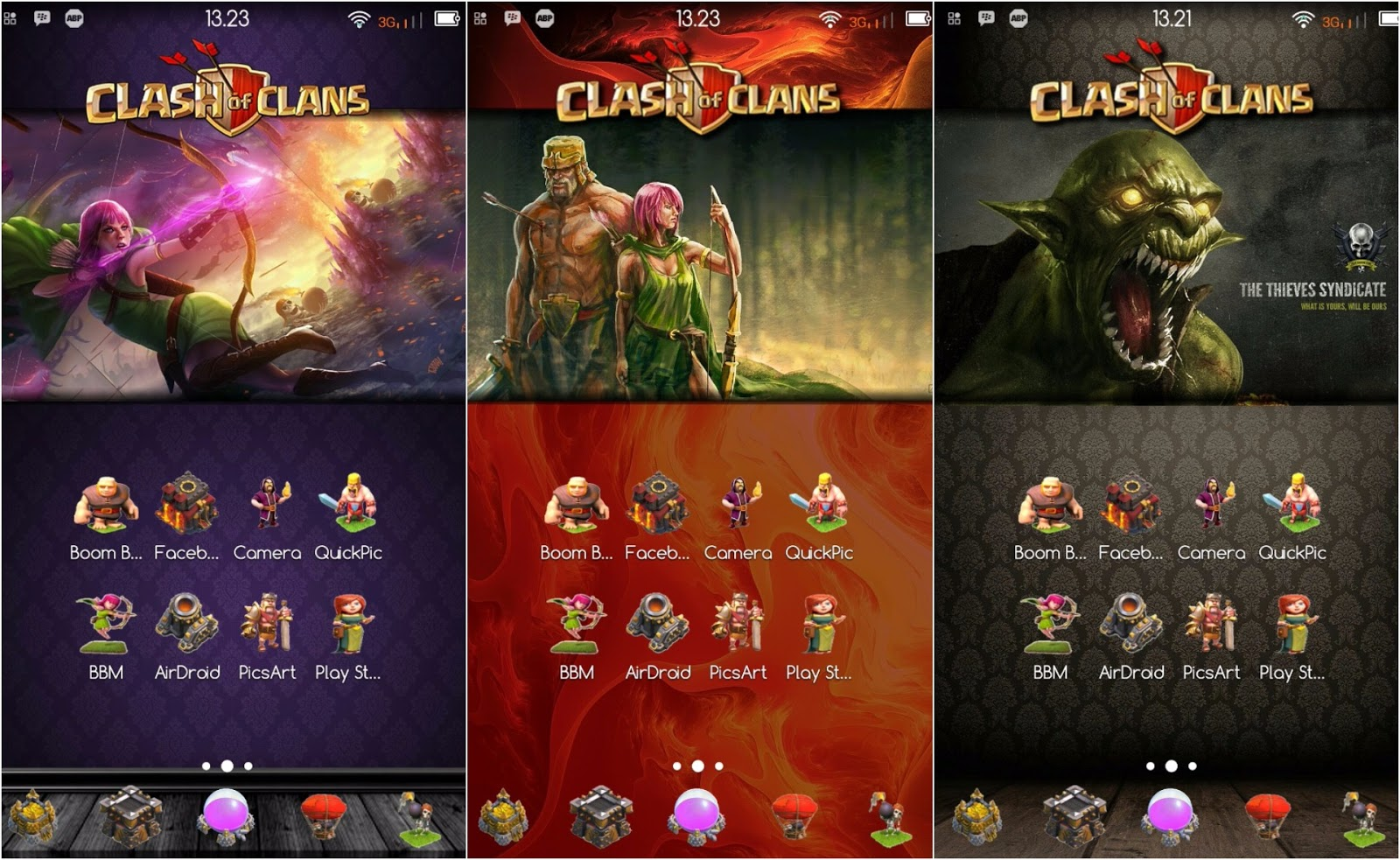 Download Gambar Wallpaper Coc Gudang Wallpaper