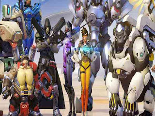 Overwatch Game Download Highly Compressed