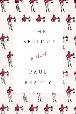 The Sellout by Paul Beatty book cover