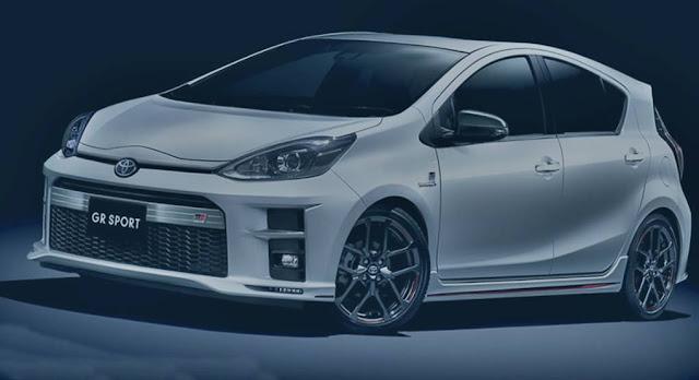 2019 Toyota Aqua Specs And Price