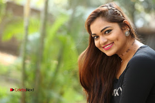 Actress Aswini Latest Stills in Black Denim Jeans  0227.JPG