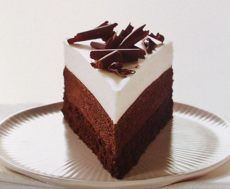 Chilli Chocolate Mousse Cake Recipe