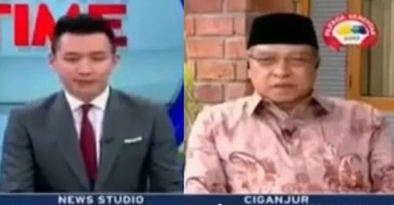 Metro TV vs Ketum PBNU
