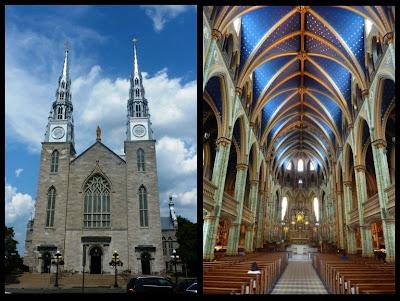 Cattedrale Notre Dame Ottawa Canada