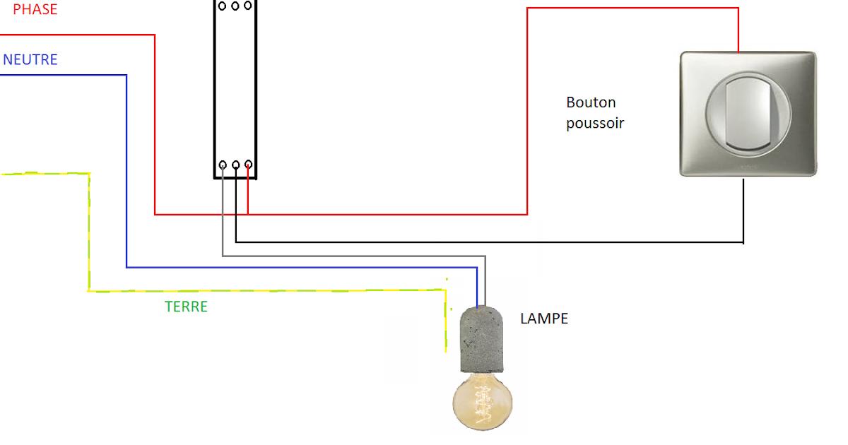 Electricit sch ma lectrique du branchement - Schema electrique refrigerateur no frost ...