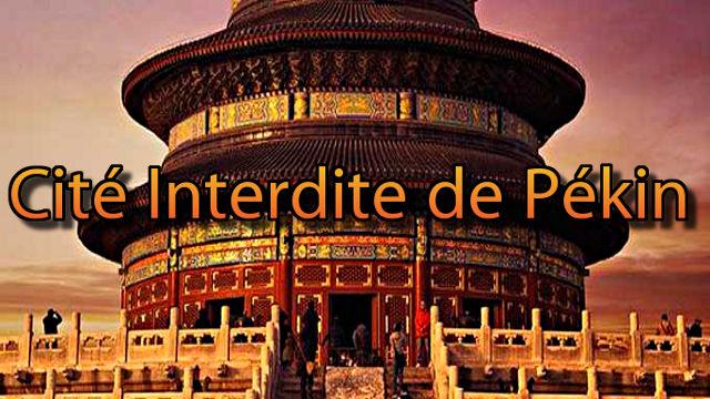 Cité Interdite de Pékin - Documentaire VF