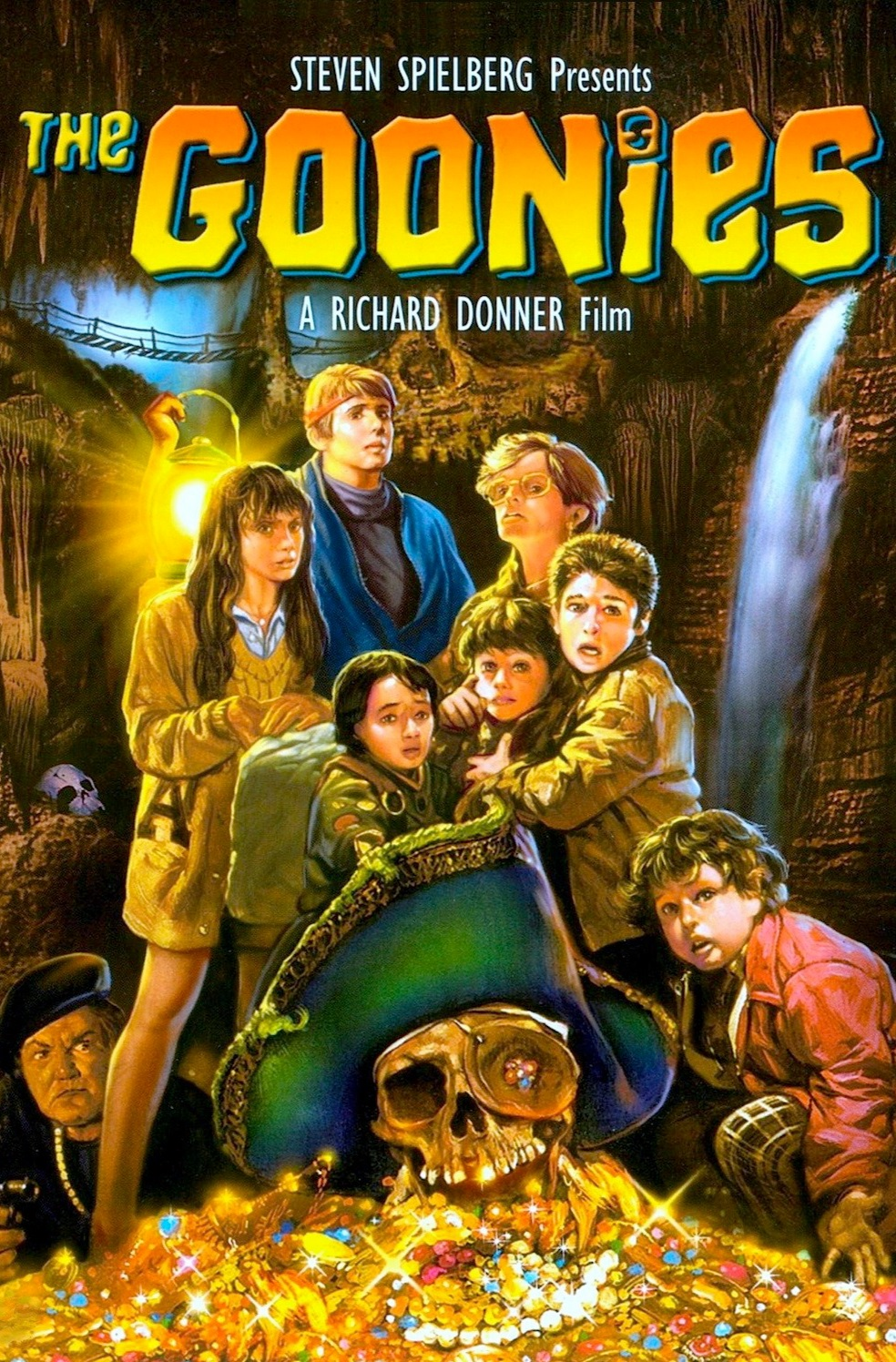 The Goonies (1985) ταινιες online seires oipeirates greek subs