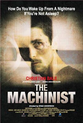 Sinopsis & Review The Machinist (2004), Film Thriller Keren Tentang Membunuh dan Insomnia