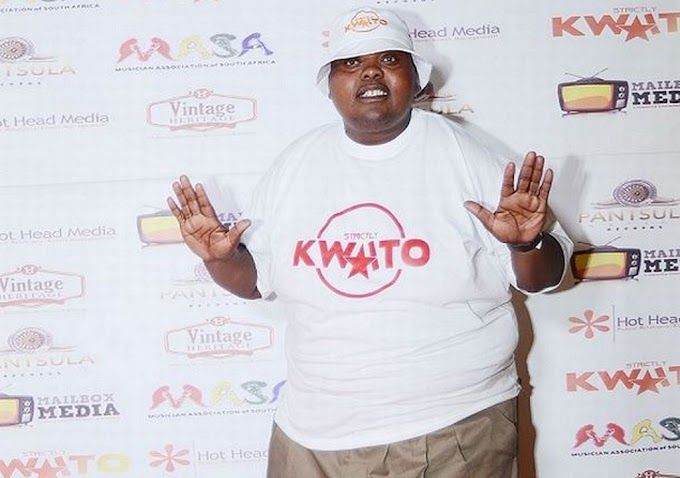 South African music star Mixon Tholo, popularly known as Tsekeleke dies