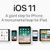 Apa yang baru di iOS 11 ?