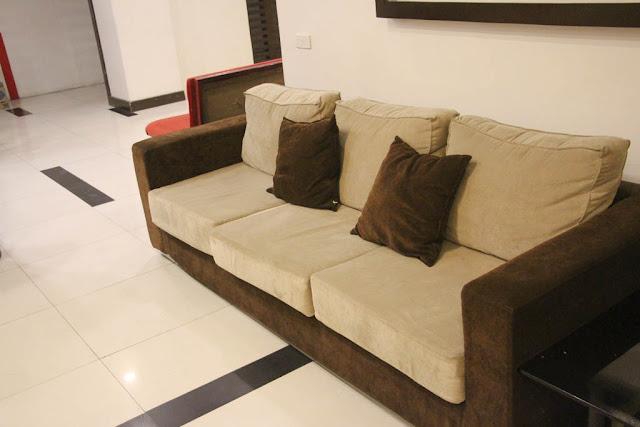 Sofa in Ong Bun Pension House