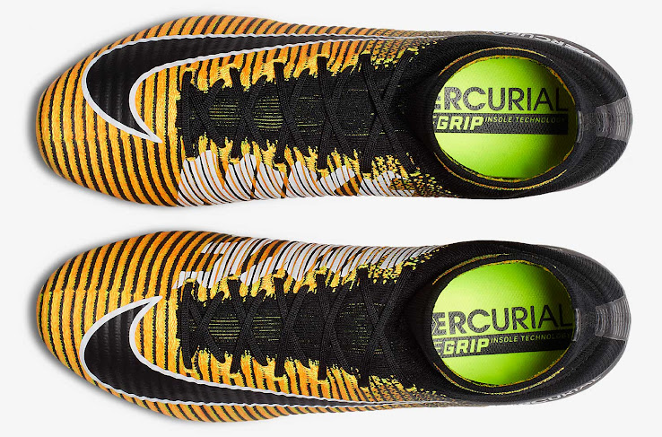 low priced 568cc e1ba0 Nike Mercurial Superfly V 'Lock In Let Loose' Boots Revealed ...