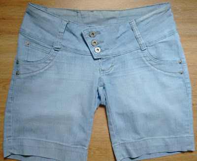 shorts jeans New Collection tam 40