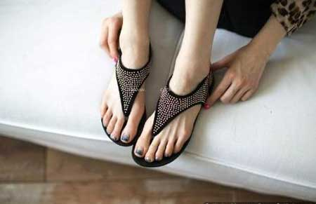 Sandal Wanita Flip Flop