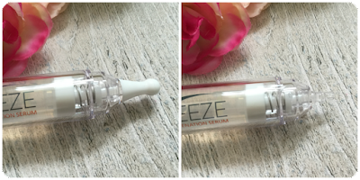 skinbreeze rejuvenation serum anti ageing new product