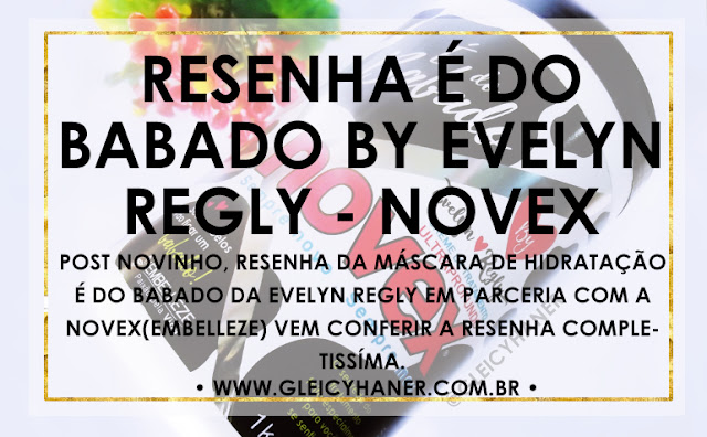 Resenha é do Babado by Evelyn Regly