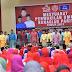Persidangan UMNO Bahagian Parit Dirasmikan Najib Razak