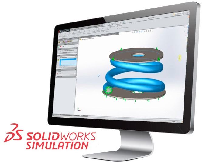 how to open solidworks simulation