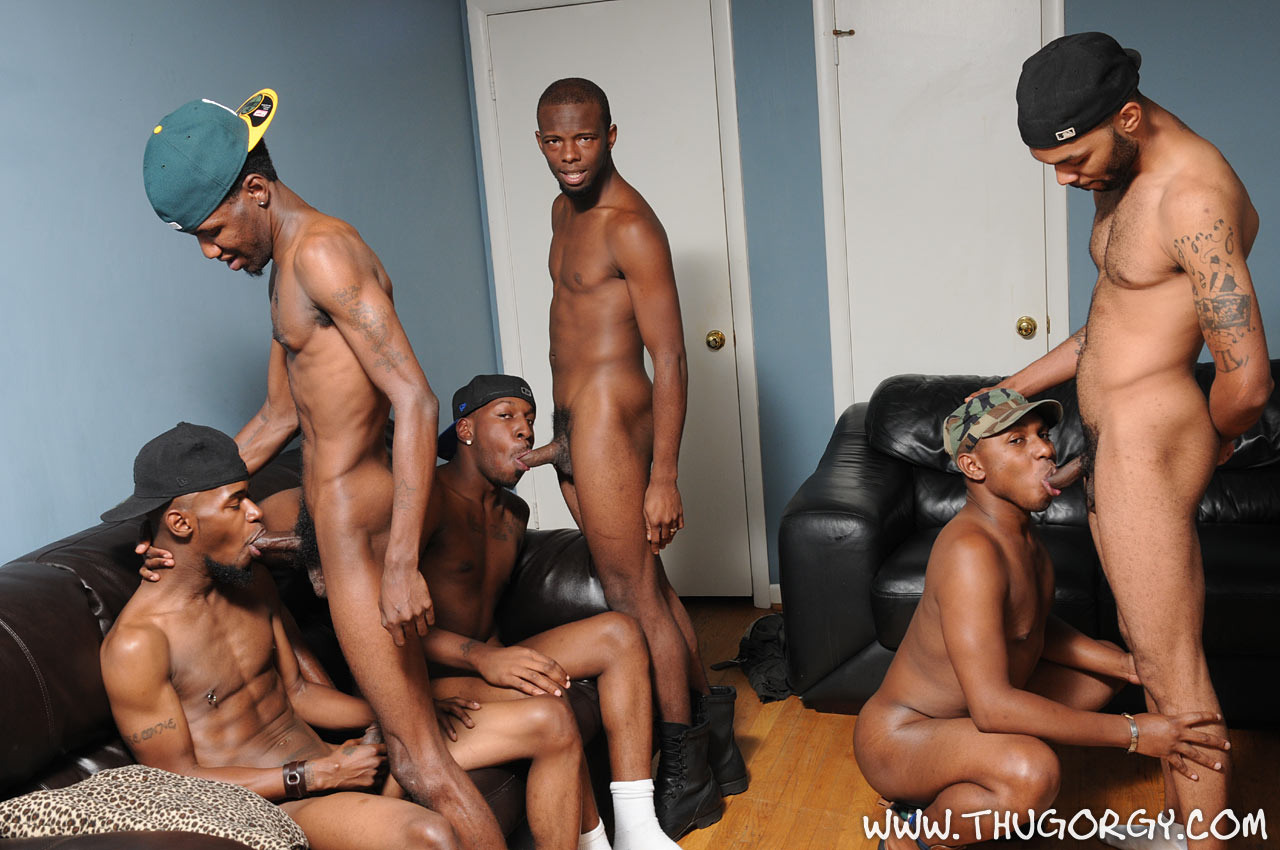 Grayson recommend best of orgy cock gay black huge