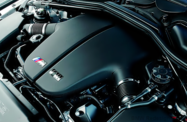 BMW M5 F90: V10 Engine