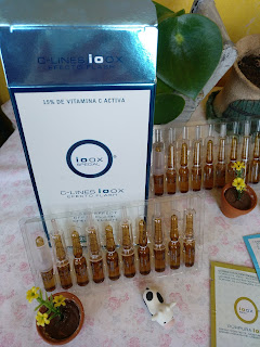 Ampollas tratamiento facial ioox