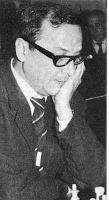El ajedrecista y divulgador de ajedrez Pablo  Morán