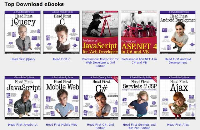 حمل كتب تعلم لغات البرمجة المدفوعة مجانا من هذه المكتبة حصري
