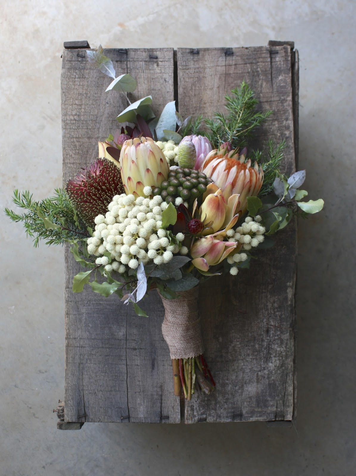 I Was Excited To Be Able Use Some Beautiful Flowers That Dont Often Have Available All At Once And Loved The Romantic Tones Of Cream Rose Gold