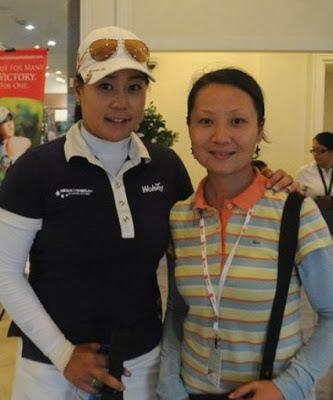 Jee Young Lee & Amande Hu