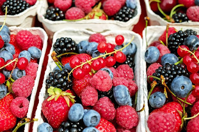 Berry for weight loss